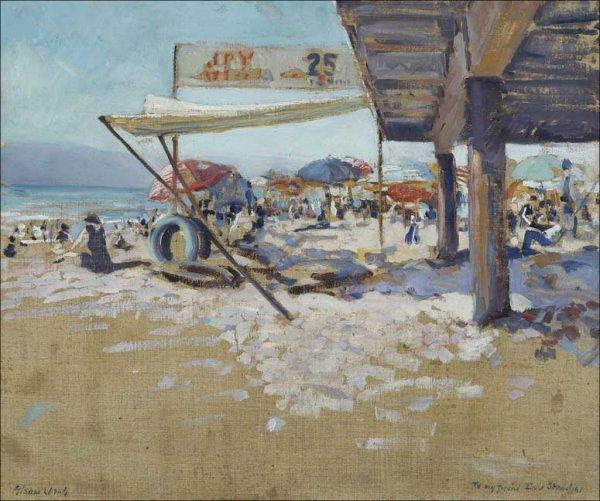 17: Alson Clark (1876-1949 )
