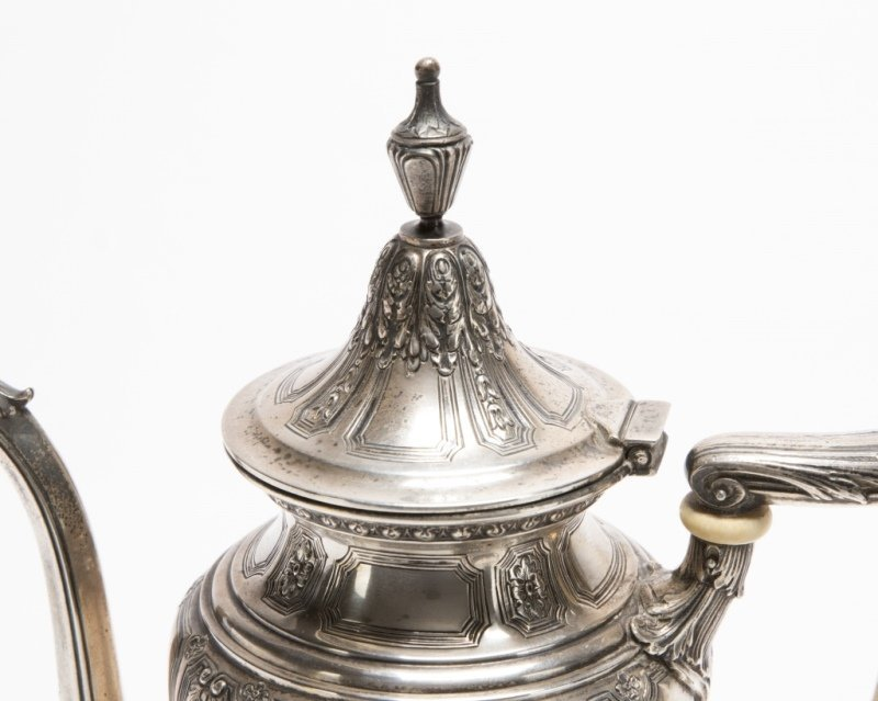 A Gorham sterling silver coffee service - 2