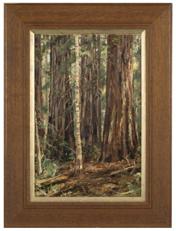 Lowell Davenport (1903-1984 Watsonville, CA) - 2