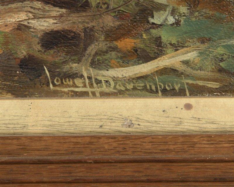 Lowell Davenport (1903-1984 Watsonville, CA) - 3