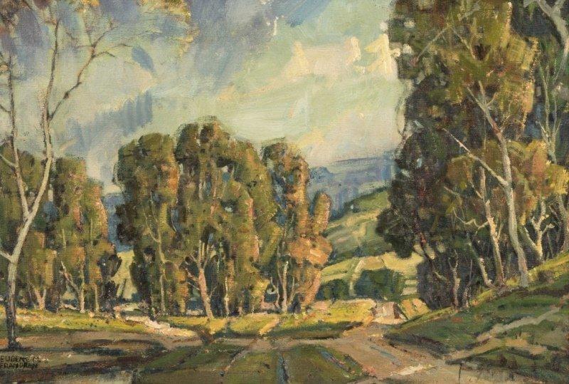 Eugene M. Frandzen (1893-1972 Pasadena, CA)