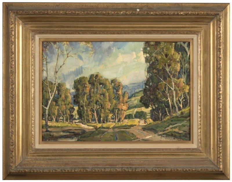 Eugene M. Frandzen (1893-1972 Pasadena, CA) - 2