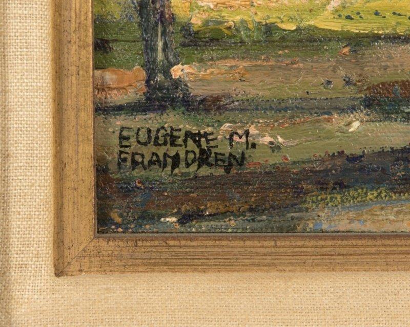 Eugene M. Frandzen (1893-1972 Pasadena, CA) - 3