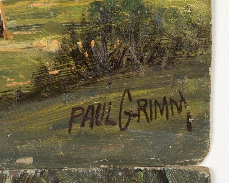 Paul Grimm (1891-1974 Palm Springs, CA) - 2