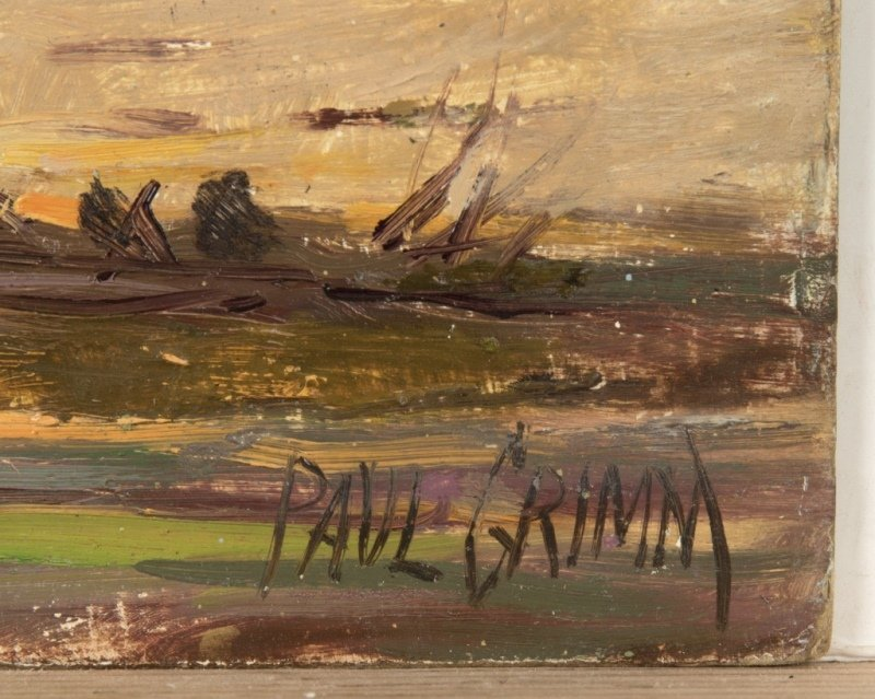 Paul Grimm (1891-1974 Palm Springs, CA) - 3