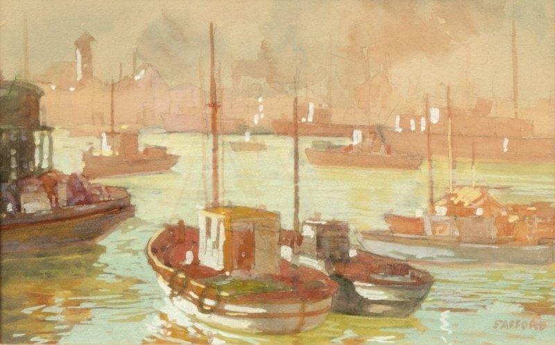 Helen Safford Smith (1871-1954 Balboa Island, CA)