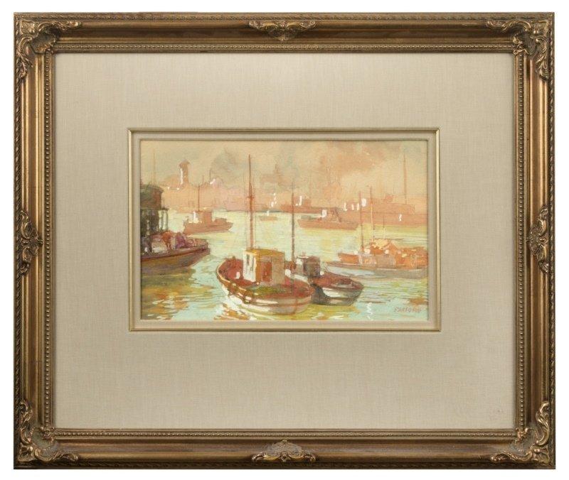 Helen Safford Smith (1871-1954 Balboa Island, CA) - 2
