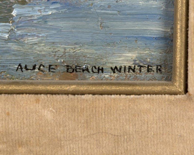 Alice Beach Winter (1877-1970 Gloucester, MA) - 3