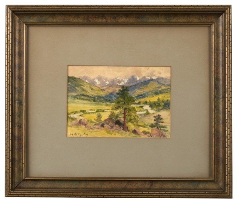 Charles Partridge Adams (1858-1942 Pasadena, CA) - 2
