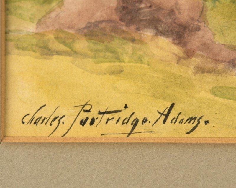 Charles Partridge Adams (1858-1942 Pasadena, CA) - 3