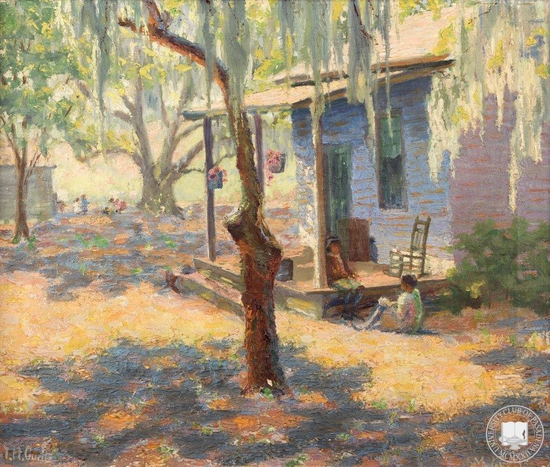 Ida Maynard Curtis (1860-1959 Carmel, CA)