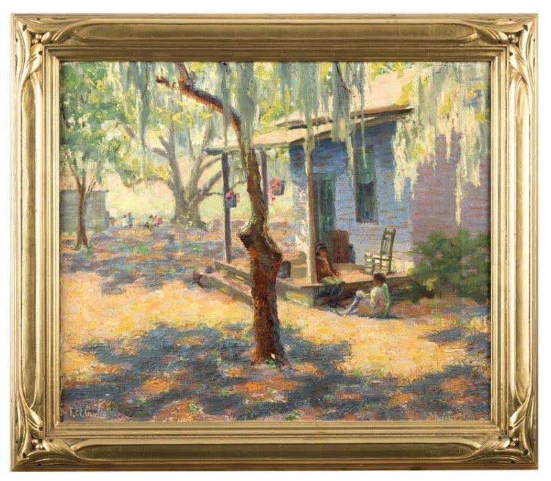 Ida Maynard Curtis (1860-1959 Carmel, CA) - 2