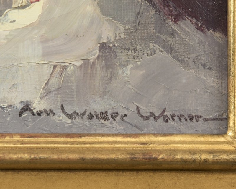 Nell Walker Warner (1891-1970 Carmel, CA) - 2