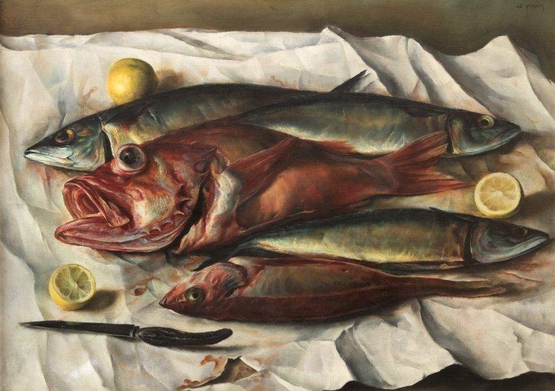 Francis De Erdely (1904-1959 Los Angeles, CA)
