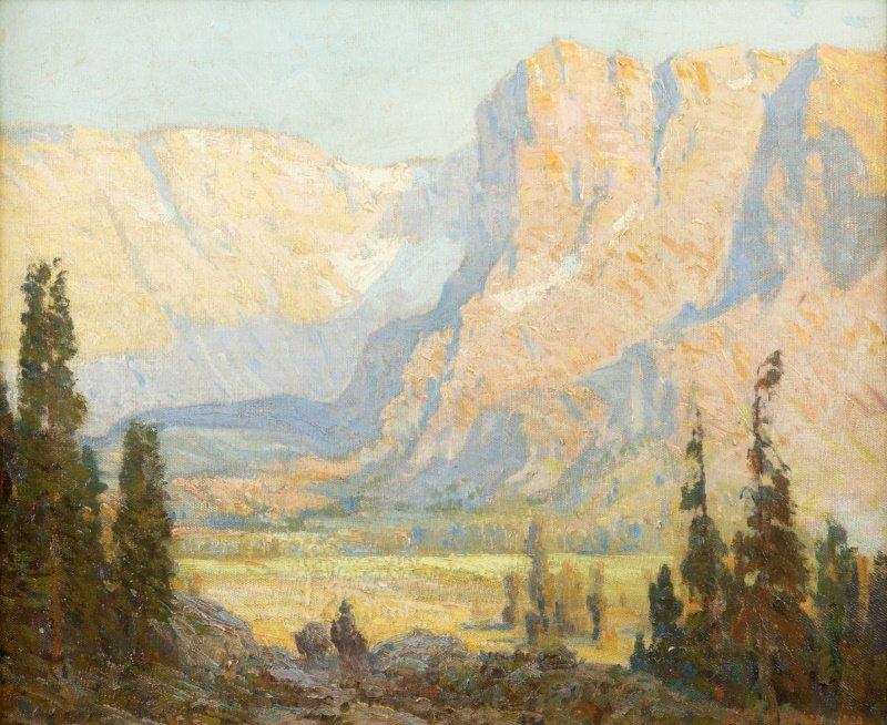 Jack Wilkinson Smith (1873-1949 Alhambra, CA)
