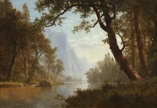 Albert Bierstadt (1830-1902 New York, NY)
