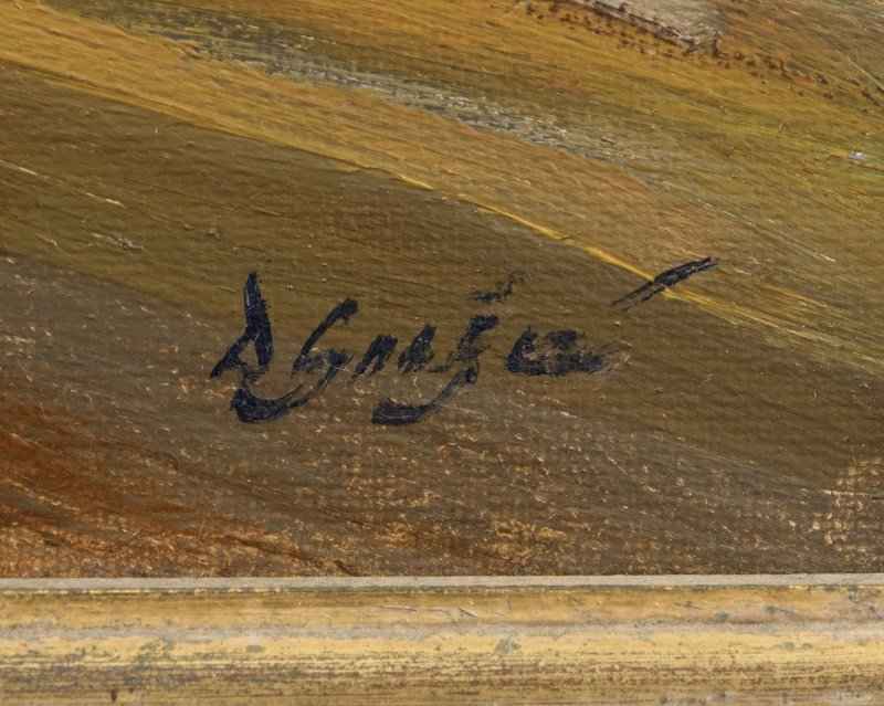 Dan Goozee (1943-* Los Angeles, CA) - 3