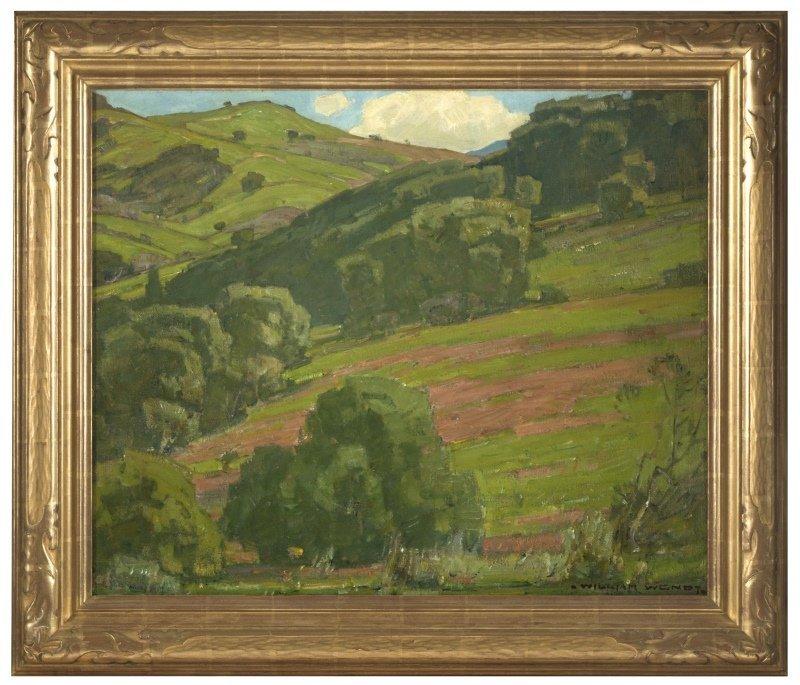 William Wendt A.N.A. (1865-1946 Laguna Beach, CA) - 2