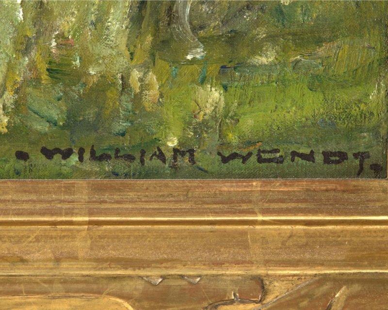 William Wendt A.N.A. (1865-1946 Laguna Beach, CA) - 3