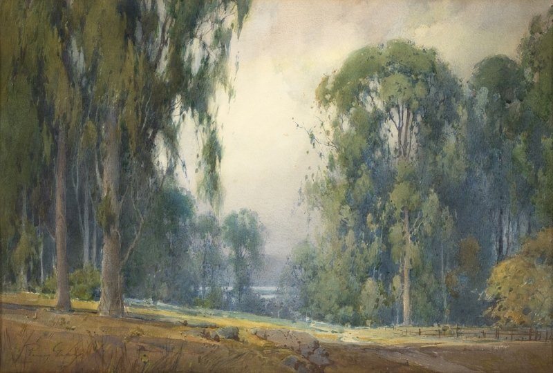 Percy Gray (1869-1952 San Francisco, CA)