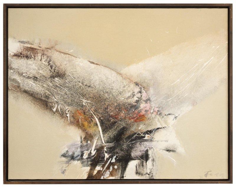 Che Chuang (1934-* Michigan / China) - 2