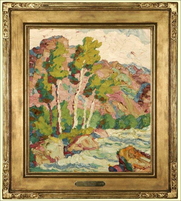19: Birger Sandzen (1871-1954)