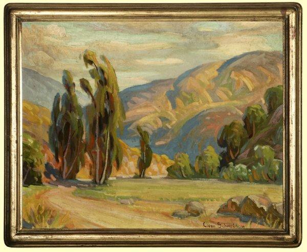 25: Christian Von Schneidau (1893-1976)