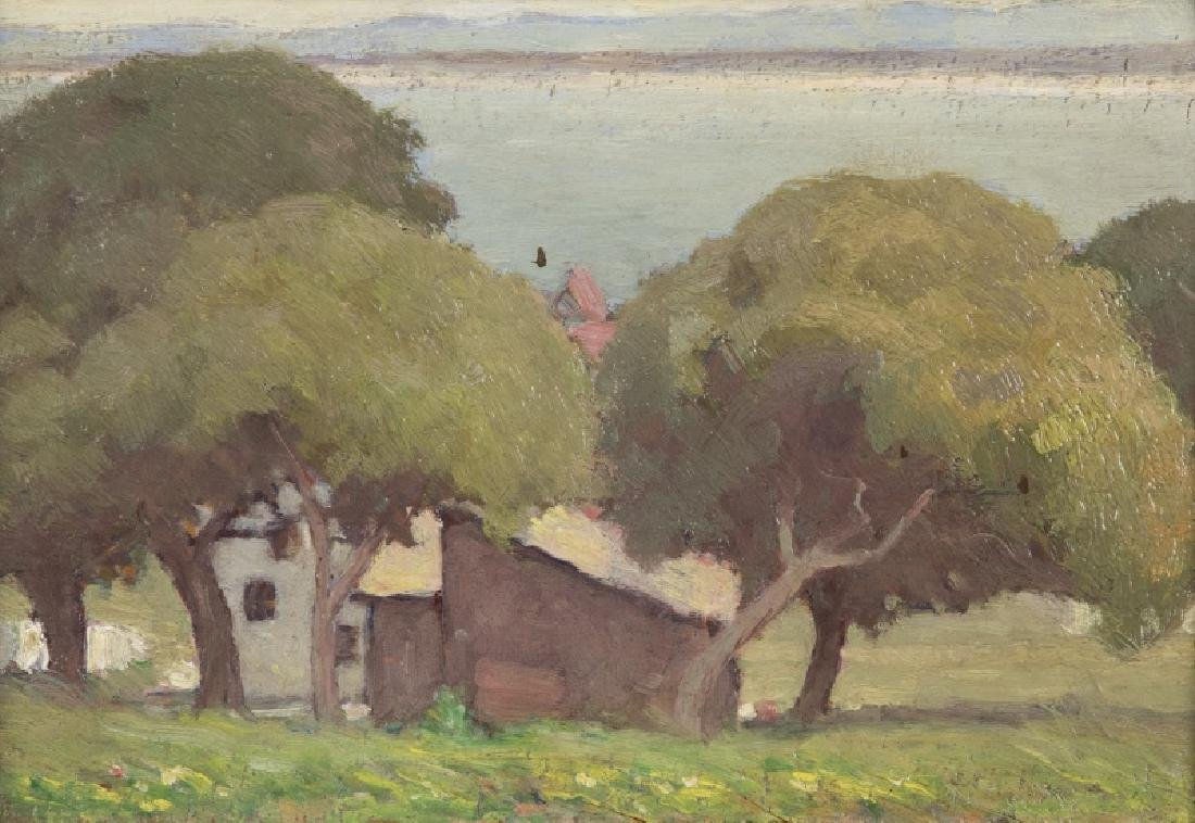 Attributed to Clark Hobart (1868-1948 Monterey, CA)
