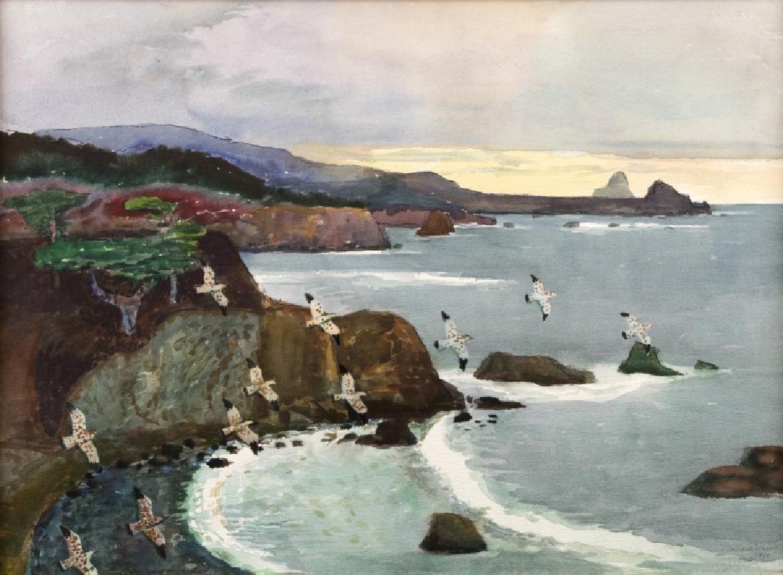 Millard Owen Sheets N.A. (1907-1989 Gualala, CA)