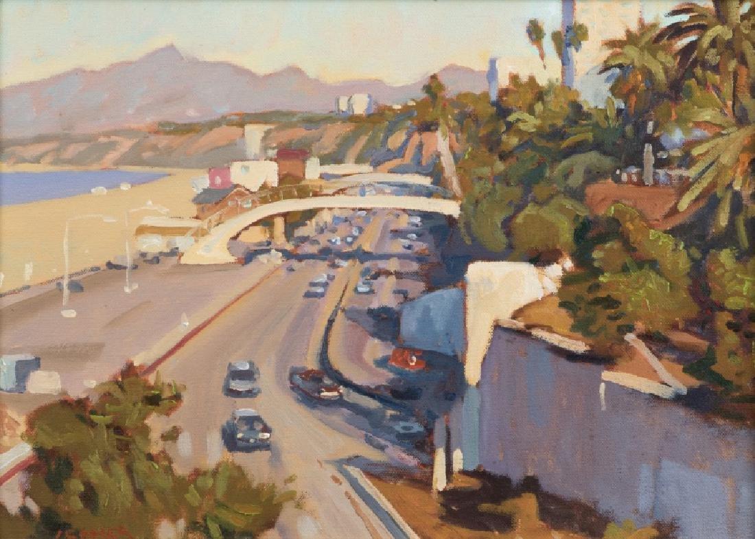 John Comer (1948-* Morro Bay, CA)