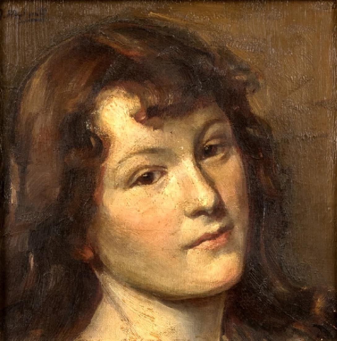 Antonia Miether Melvill (1875-1946 Santa Monica, CA)