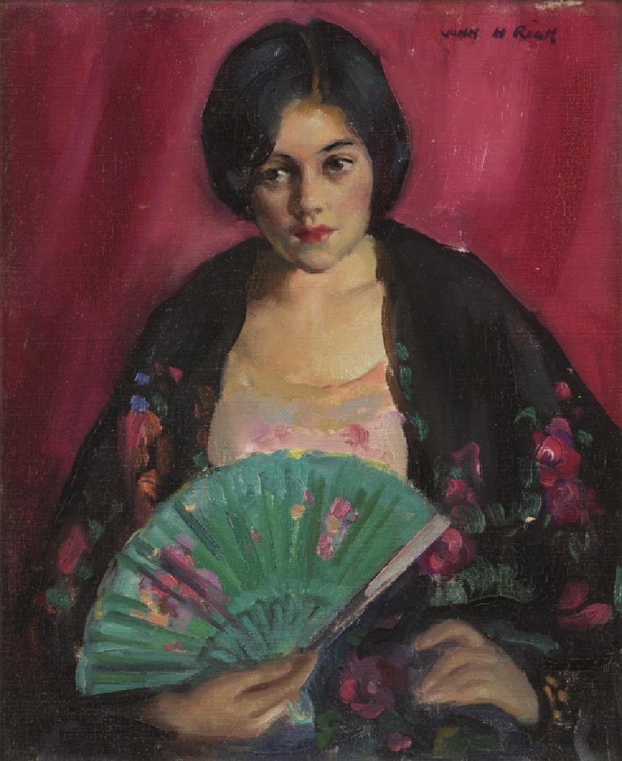 John Hubbard Rich (1876-1954 Los Angeles, CA)