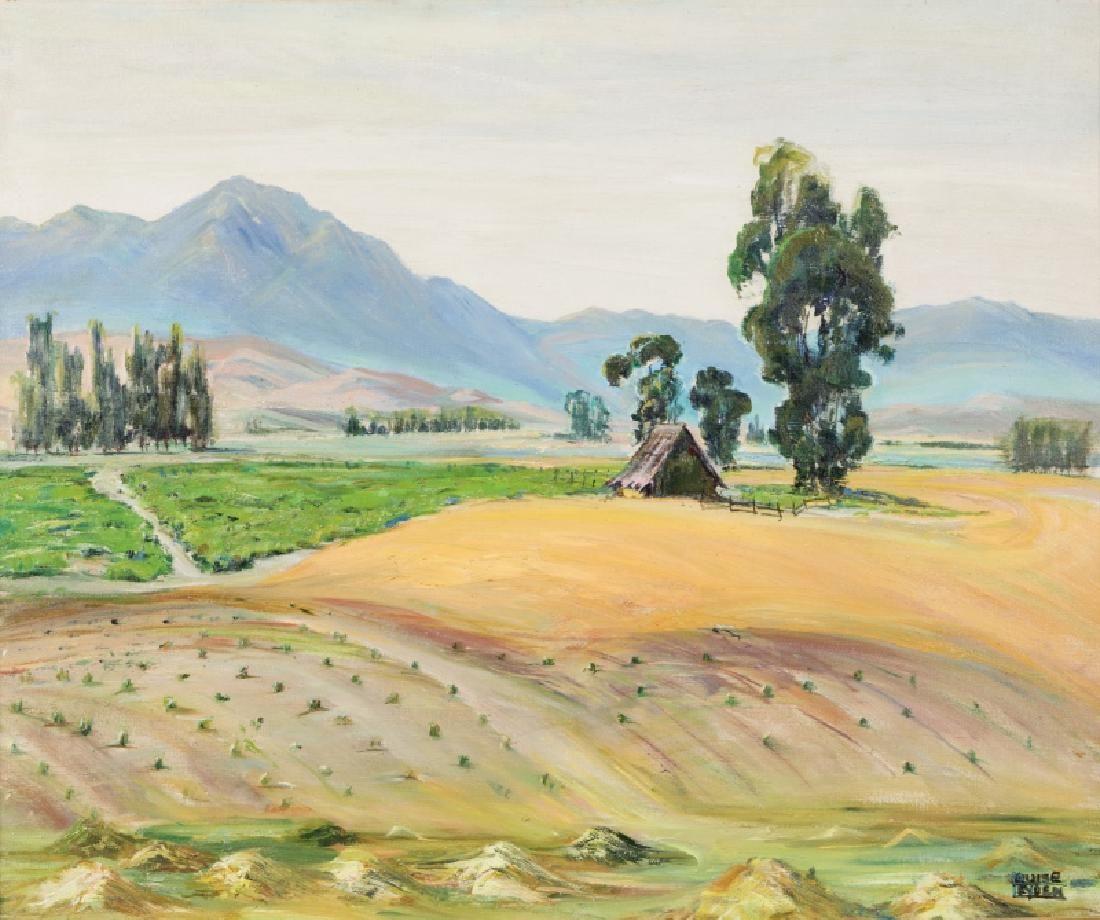 Louise Leyden (1898-1978 San Clemente, CA)