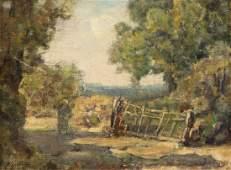 Charles Emile Jacque (1813-1894 French)