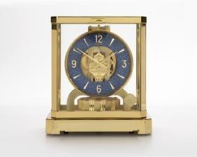 A LeCoultre Atmos mantel clock