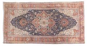 A Palace-sized Persian Heriz Carpet