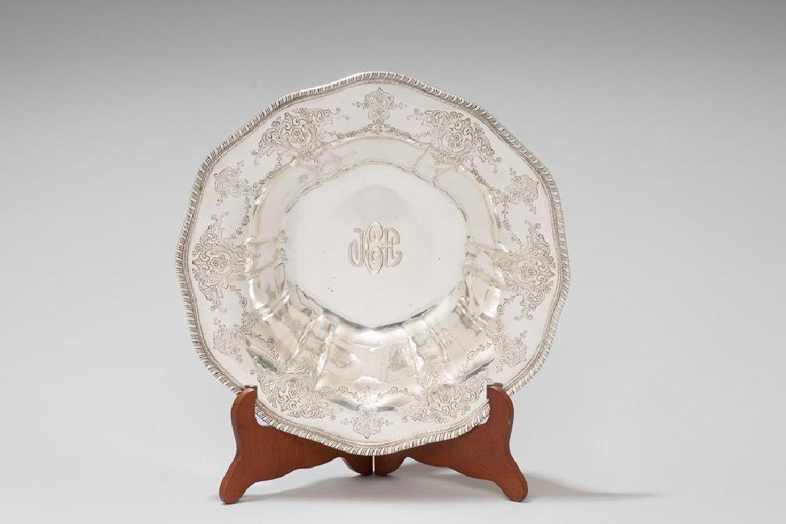 American Sterling Silver Bowl by Whiting