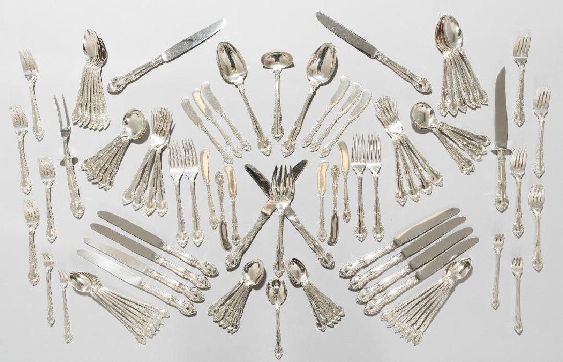 American Sterling Flatware 'English Gadroon' by Gorham