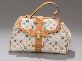 Louis Vuitton 'Eye Love You Bag' Limited Edition 2003