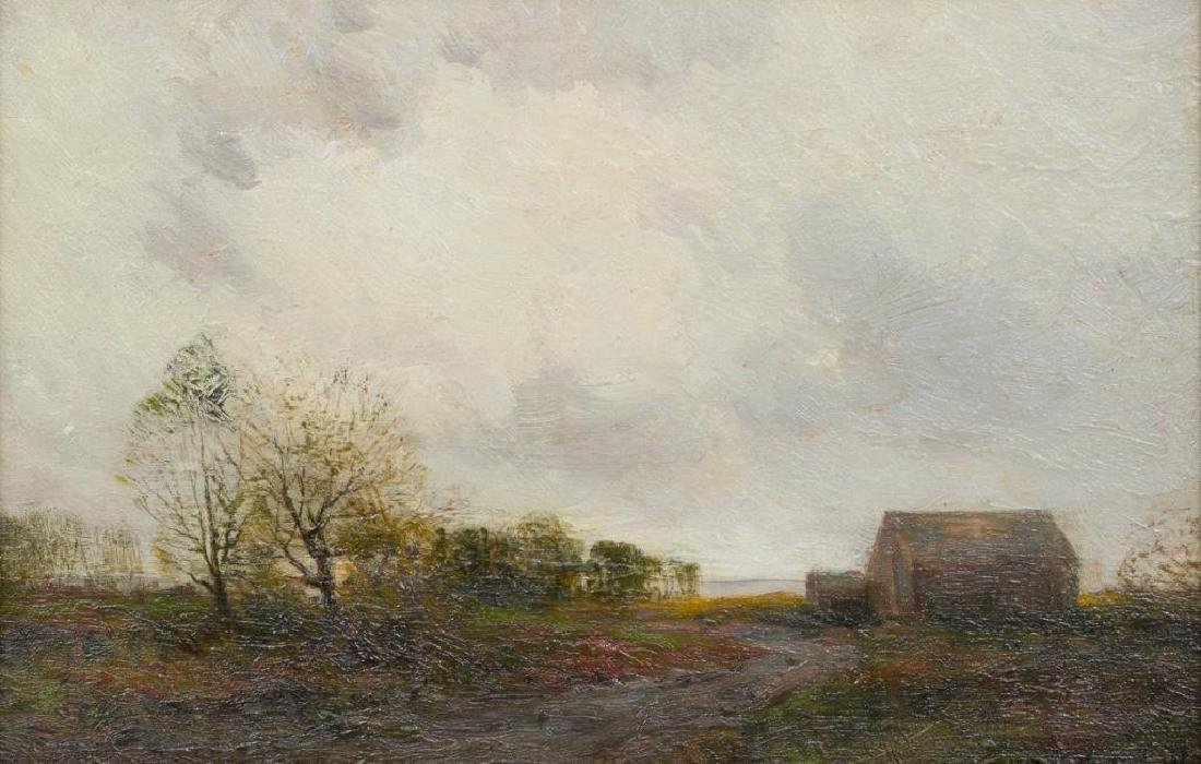 """Julian Onderdonk (1882-1922), """"A Grey Day In August"""""""