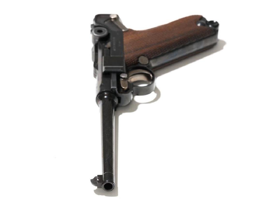 Interarms/Mauser Luger .30 Luger pistol - 4