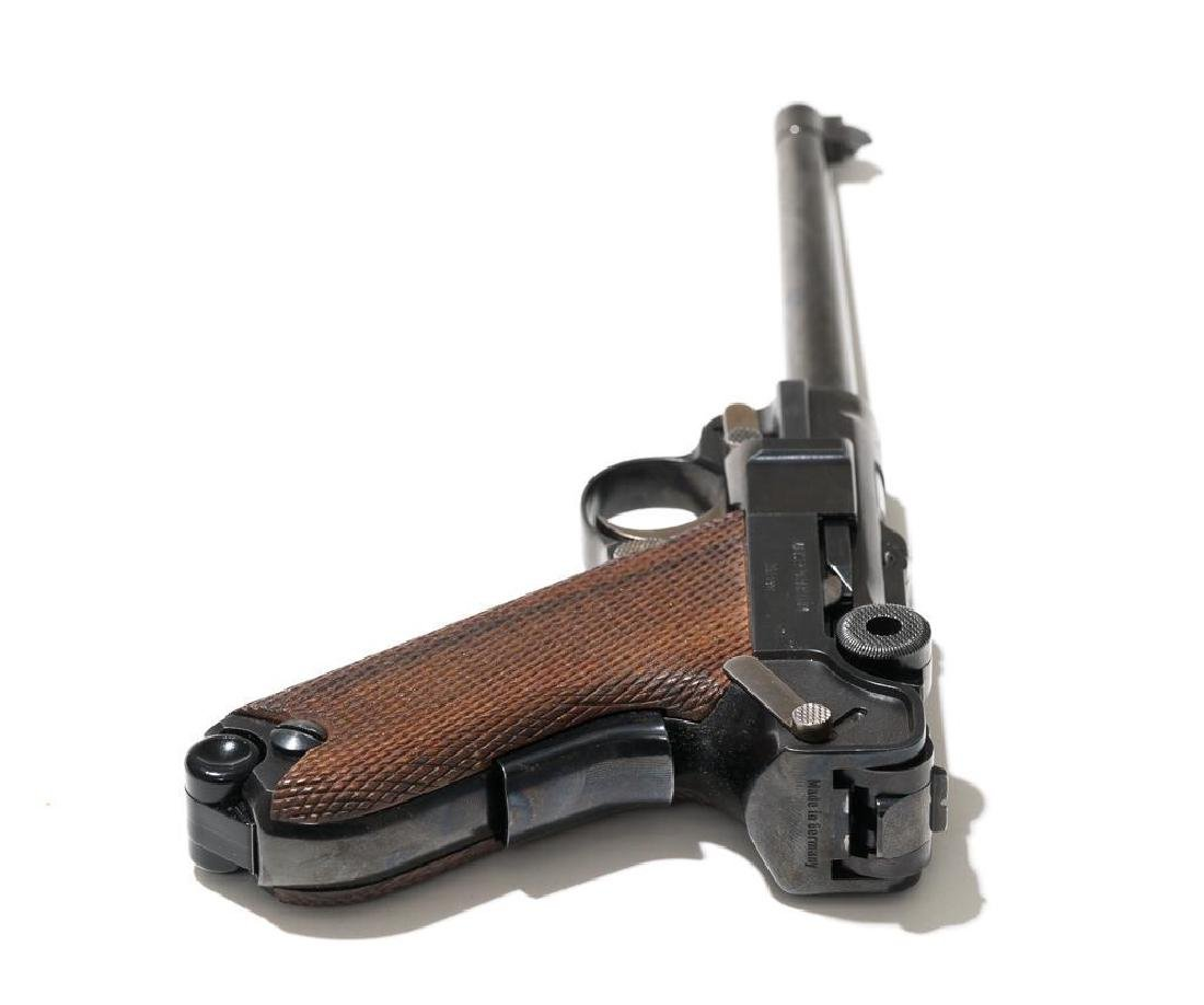 Interarms/Mauser Luger .30 Luger pistol - 5