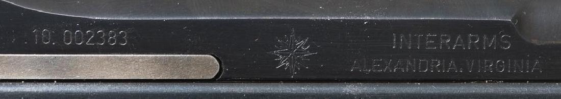 Interarms/Mauser Luger .30 Luger pistol - 8