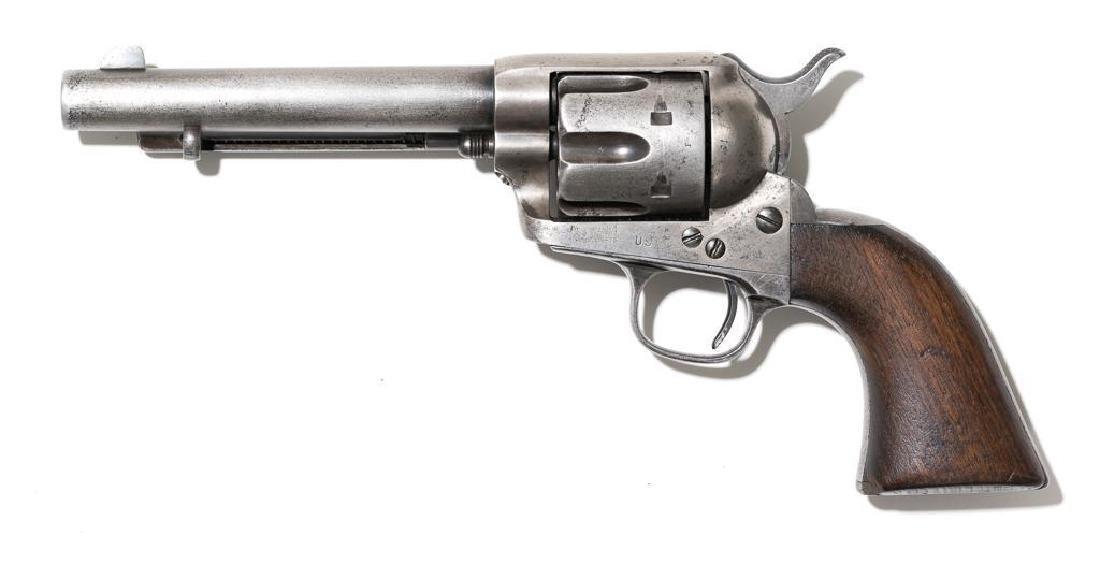 Colt Artillery SAA pistol