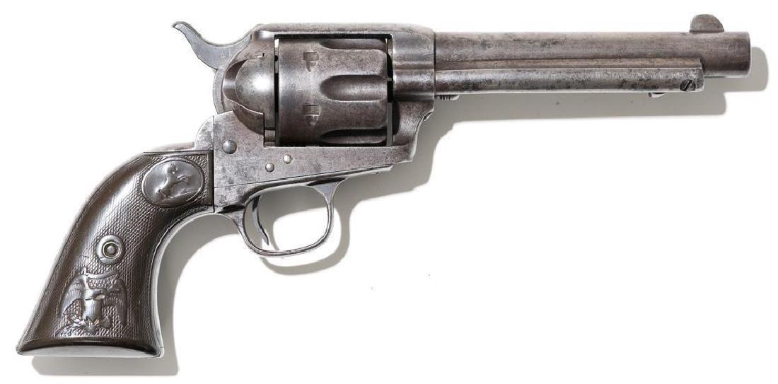 Colt SAA pistol - 2