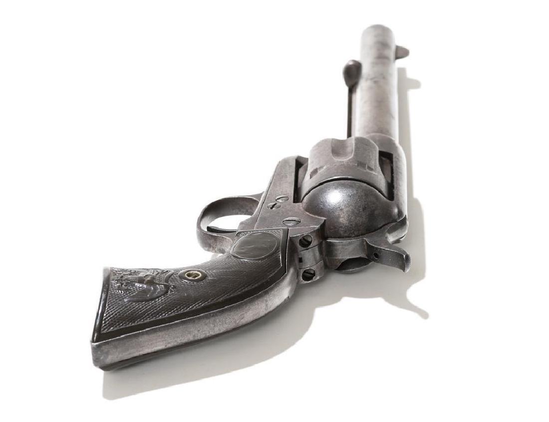 Colt SAA pistol - 4