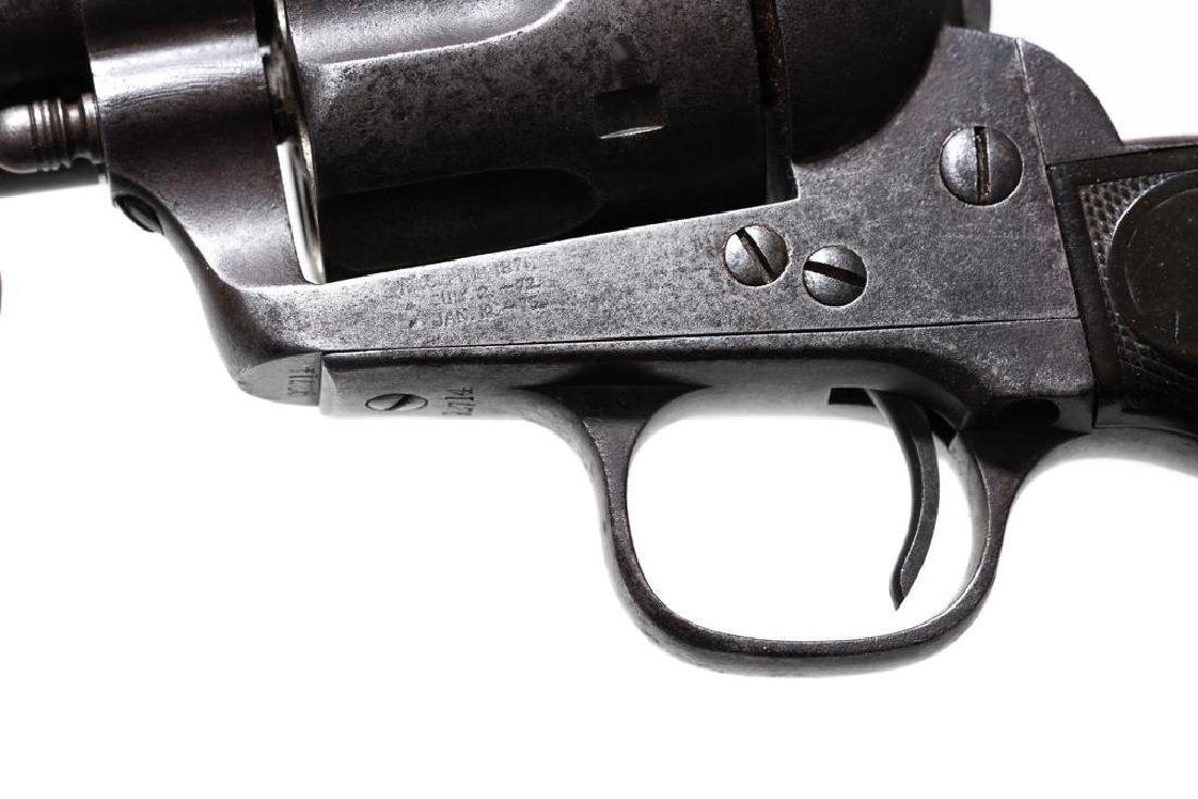 Colt SAA pistol - 7