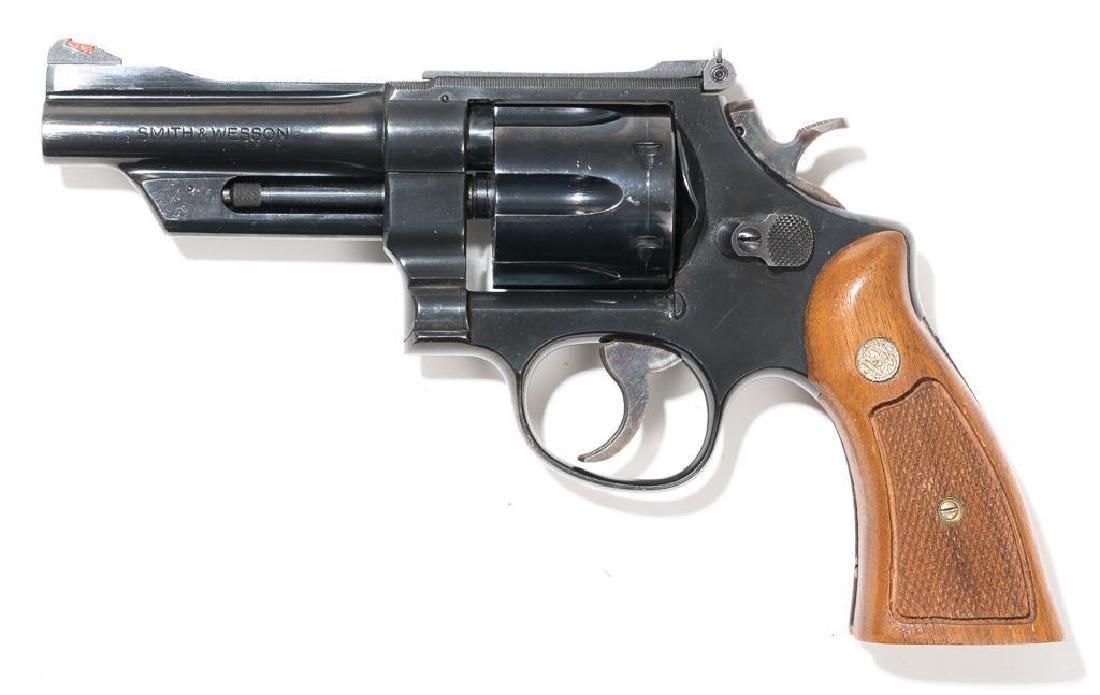Smith & Wesson model 27-2 pistol