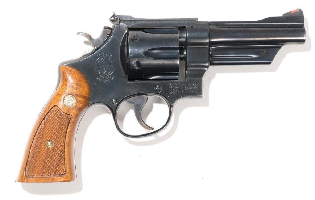 Smith & Wesson model 27-2 pistol - 2