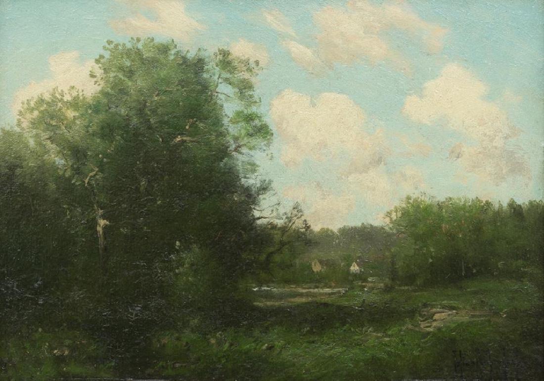 """Julian Onderdonk (1882-1922), """"Landscape in Spring"""""""